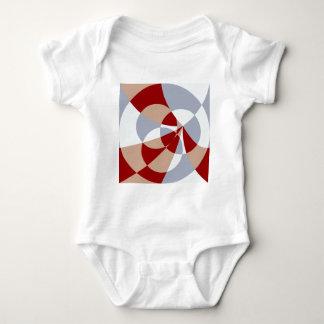 Tessellation artsy remera