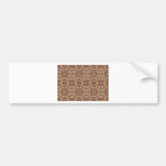 Tessellation Bumper Sticker