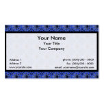 Tessellation Lg Phi 482B Lg Any Color Business Car Business Card Template
