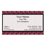 Tessellation Lg Phi 482B Lg Any Color Business Car Business Card Templates