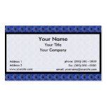 Tessellation Lg Phi 482B Sm Any Color Business Car Business Cards