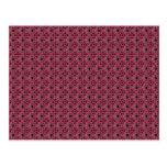 Tessellation Lg Phi 482B Sm Any Color Postcard