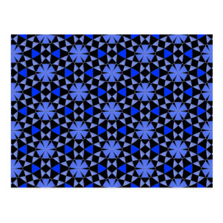Tessellation Original Phi Lg Any Color Postcard