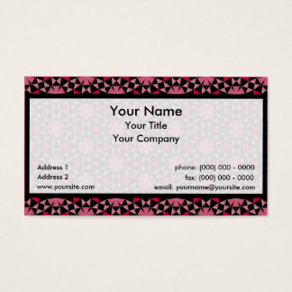 Tessellation Original Phi Sm Any Color Business Ca Business Card