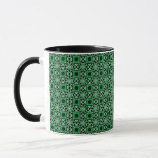 Tessellation Pattern 4B Lg Any Color Mug
