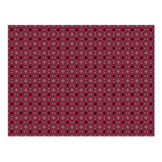 Tessellation Pattern 4B Sm Any Color Postcard