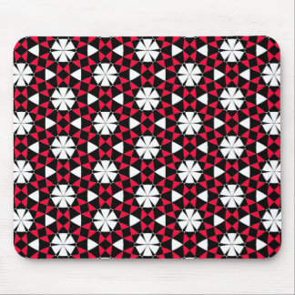 Tessellation Phi Lg Any Color Mouse Pad