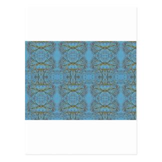 Tessellation Postcard