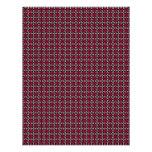 Tessellation SmPhi 42 SM cualquier papel del libro Membretes Personalizados