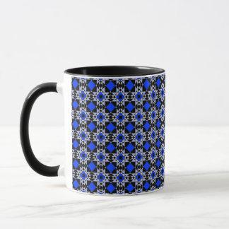 Tessellation SmPhi 44 Lg Any Color Mug