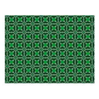 Tessellation SmPhi 482 Lg Any Color Postcard