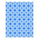 Tessellation transparente 44 B LG cualquier color  Membrete
