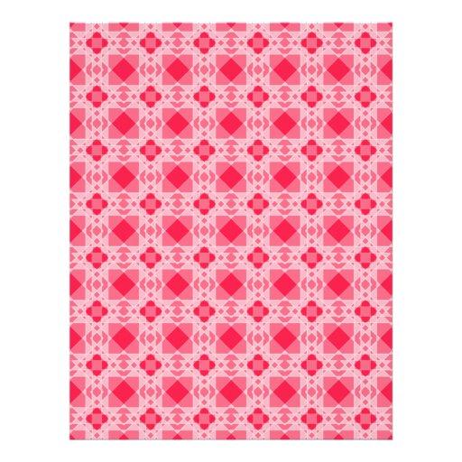 Tessellation transparente 44 B LG cualquier color  Membrete A Diseño