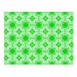 Tessellation transparente 44 B LG cualquier color  Postales