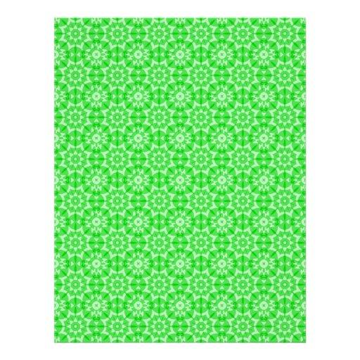 Tessellation transparente 8 AB LG cualquier color  Membretes Personalizados