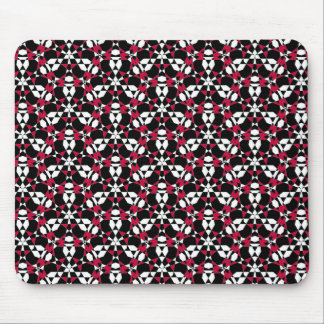 Tessellation Wall 39 Lg Any Color Mouse Pad