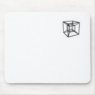 Tesseract Mouse Pad