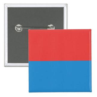 Tessin province Switzerland swiss flag region Pinback Button