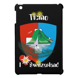 Tessin Switzerland iPad mini covering iPad Mini Case