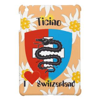 Tessin Switzerland iPad mini covering iPad Mini Cover
