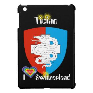Tessin Switzerland iPad mini covering iPad Mini Covers
