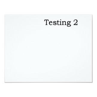 test2 card