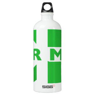 test aluminum water bottle