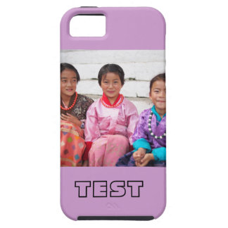 test iPhone 5 case