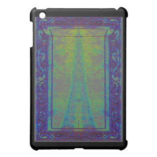 Test Design for Time Portal on iPad - cricketdiane Cover For The iPad Mini