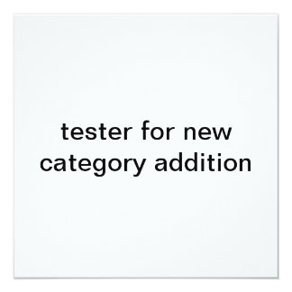 test for new category addition card