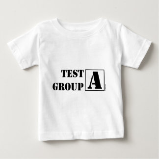 Test Group A Baby T-Shirt