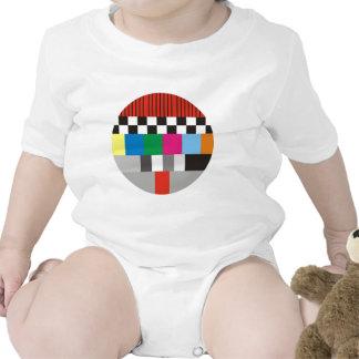 Test Pattern Design Shirt