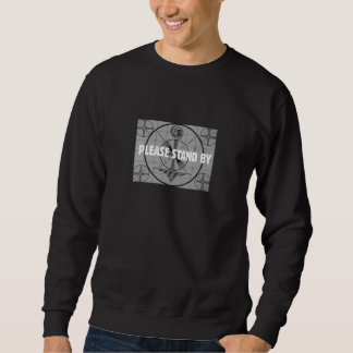 Test Pattern (Indian Stand By) Sweatshirt