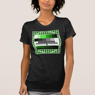 Test pattern tshirts