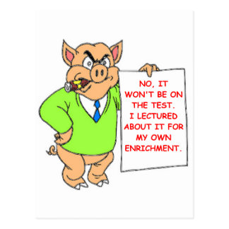 TEST POSTCARD