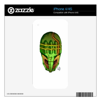 Test Subject: Slow Focus Decal For The iPhone 4