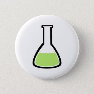 Test tube button