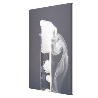 Test Tube Stretched Canvas Prints