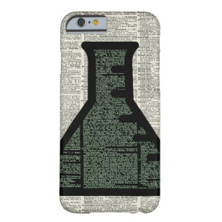 Test Tube Dictionary Art Barely There iPhone 6 Case