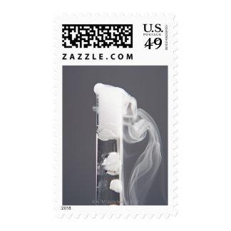 Test Tube Postage Stamp