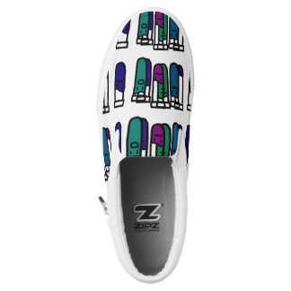 Test Tube Shoes