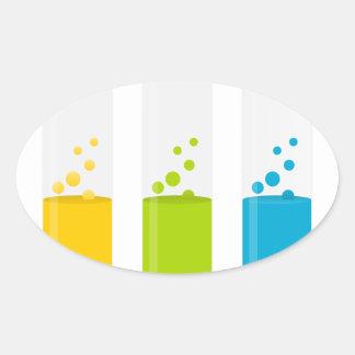 test-tubes-155769  test tubes reagents chemistry e oval sticker