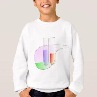 Test Tubes and Retorta Sweatshirt