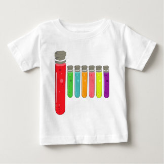 test tubes baby T-Shirt