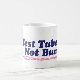 Test Tubes, Not Bunnies Mug