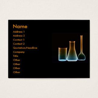 Test Tubes Profile Card