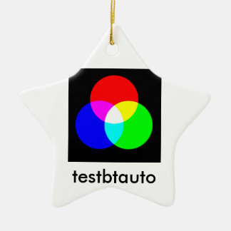 testbt temp, testbtauto temp to testbtauto new pro ceramic ornament
