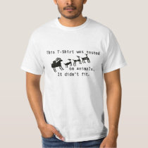 Tested on Animals T-Shirt