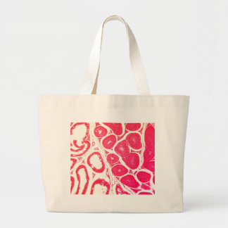 Testicle Cells under the Microscope Large Tote Bag