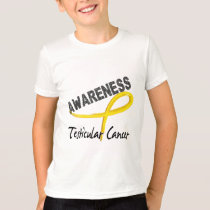 Testicular Cancer Awareness 3 T-Shirt
